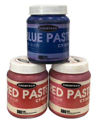 Red & Blue Paste CT-860
